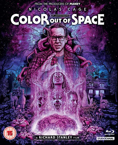Color Out of Space Blu-ray Review