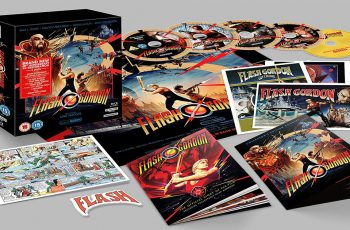 flash gordon 40th anniversary