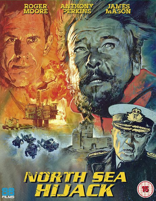 North Sea Hijack Blu-ray Review