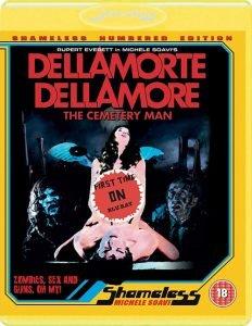 Dellamorte Dellamore Blu-ray Review