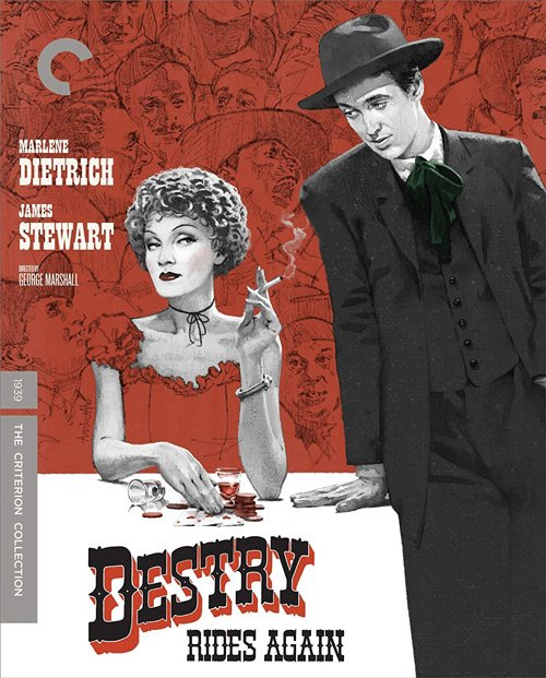 Destry Rides Again Blu-ray Review