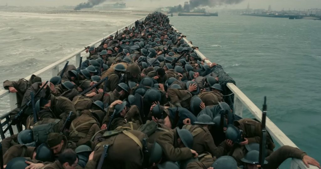 Dunkirk (2017) Blu-ray Review