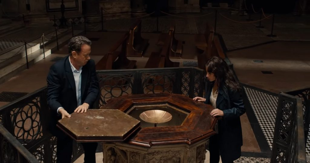 Inferno Blu-ray Review 2016