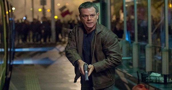 Jason Bourne Blu-ray Review