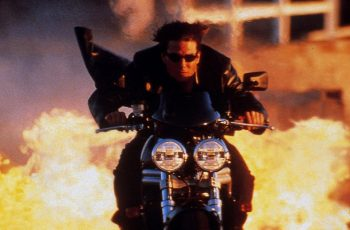 Mission: Impossible 2 Blu-ray Review