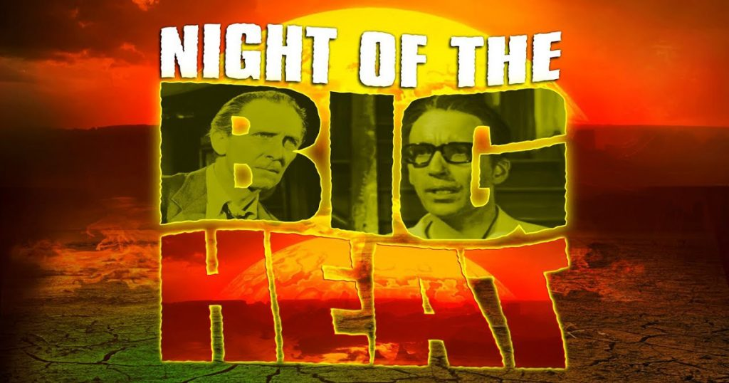 Night of The Big Heat Blu-ray Review