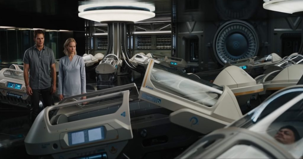 Passengers Blu-ray Review