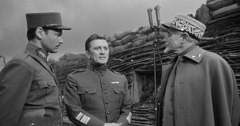 Paths of Glory Blu-ray Review