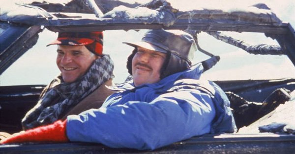Planes Trains and Automobiles movie review