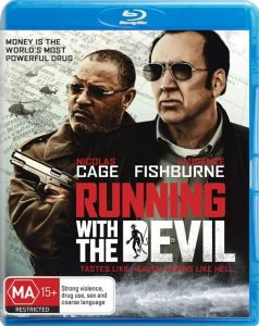 Running with the Devil Blu-ray Review