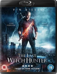 The Last Witch Hunter Blu-ray Review