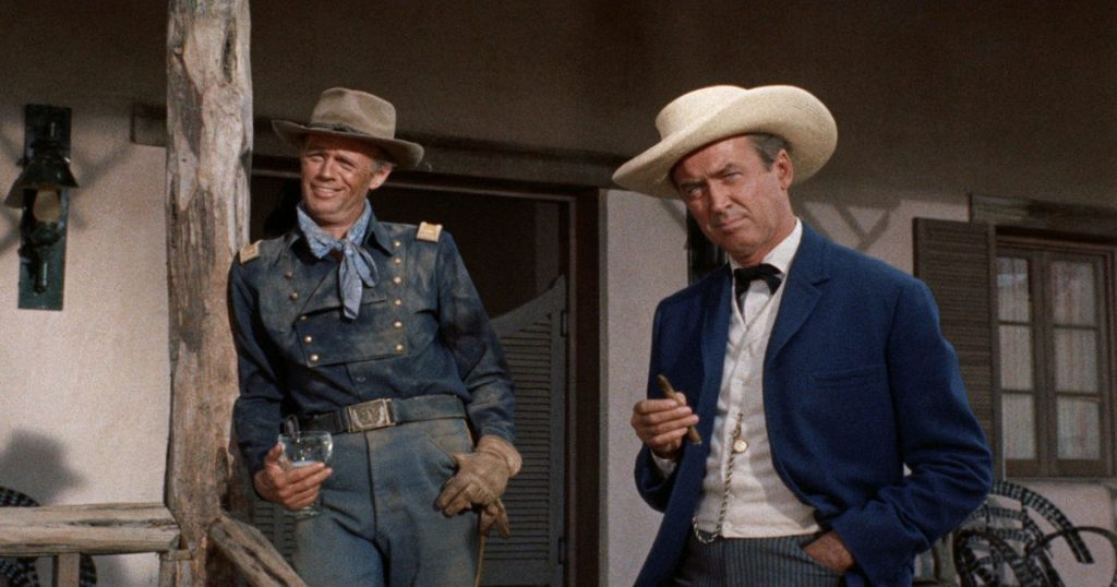 Two Rode Together Blu-ray Review