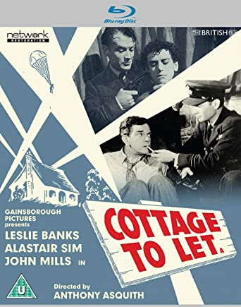 Cottage to Let Blu-ray Review