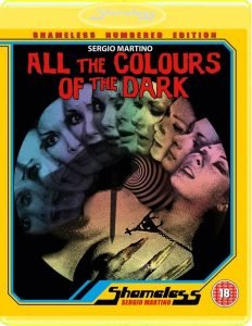 All The Colours Of The Dark Blu-ray Review