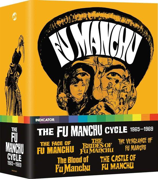 Fu Manchu Films Boxset