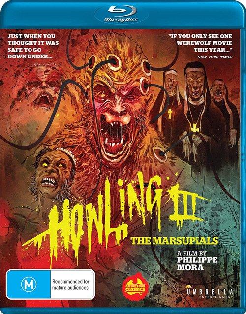 Howling III Blu-ray Review