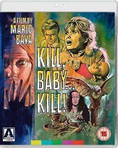 Kill Baby Kill Blu-ray Review