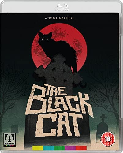 The Black Cat Blu-ray Review