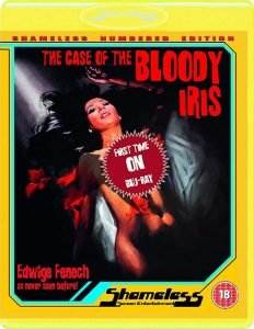 The Case Of The Bloody Iris Blu-ray Review