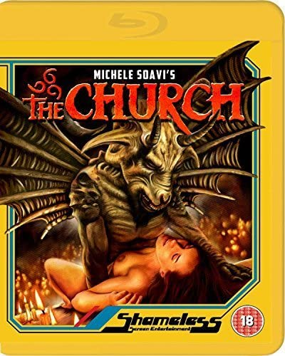 The Church Blu-ray Review