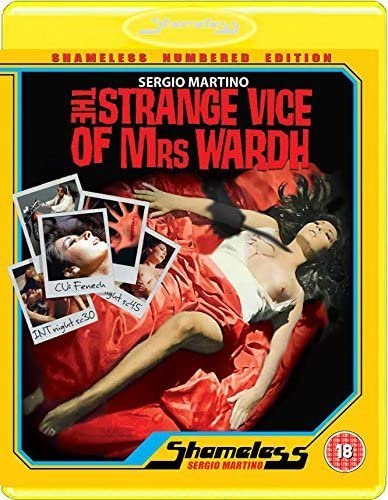 The Strange Vice Of Mrs Wardh Blu-ray Review