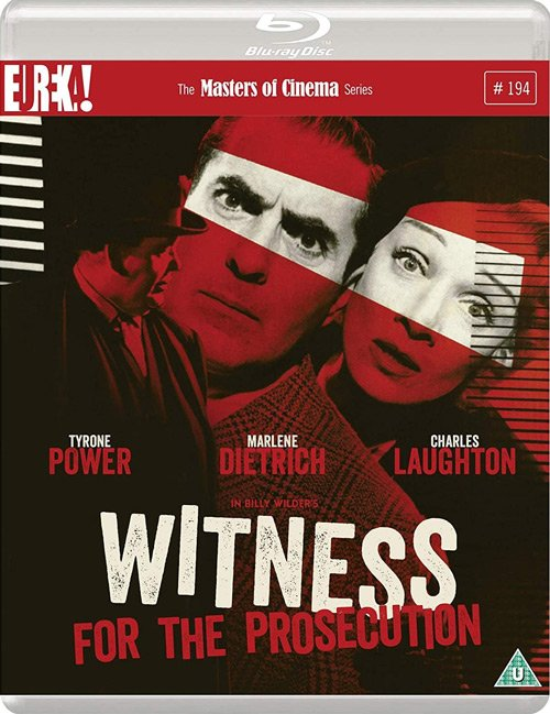Witness for the Prosecution Blu-ray Review