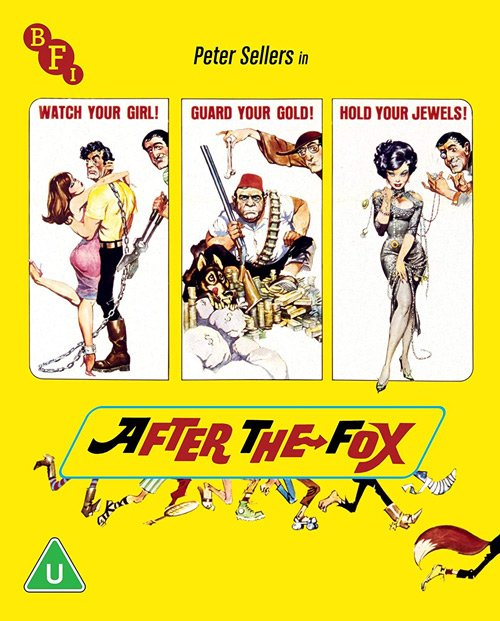 After the Fox Blu-ray Review