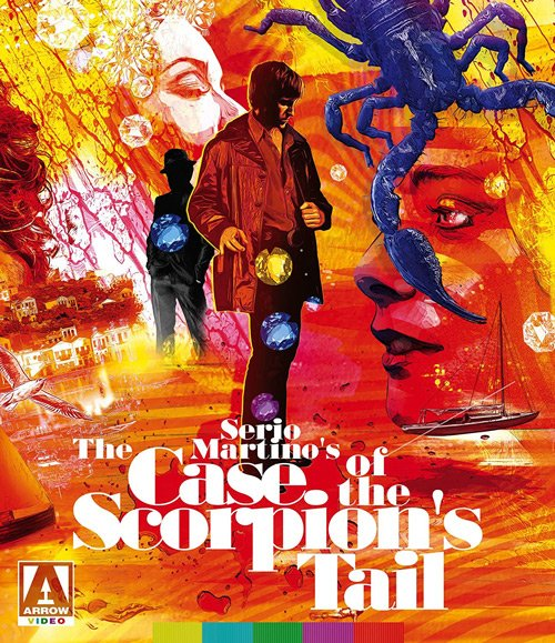 The Case of the Scorpion's Tail Blu-ray Review