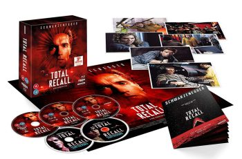 total recall (1990) collector's edition