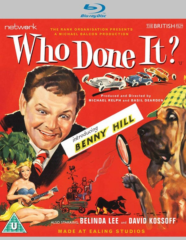 Who Done It? Blu-ray Review