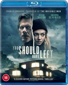 You Should Have Left Blu-ray Review