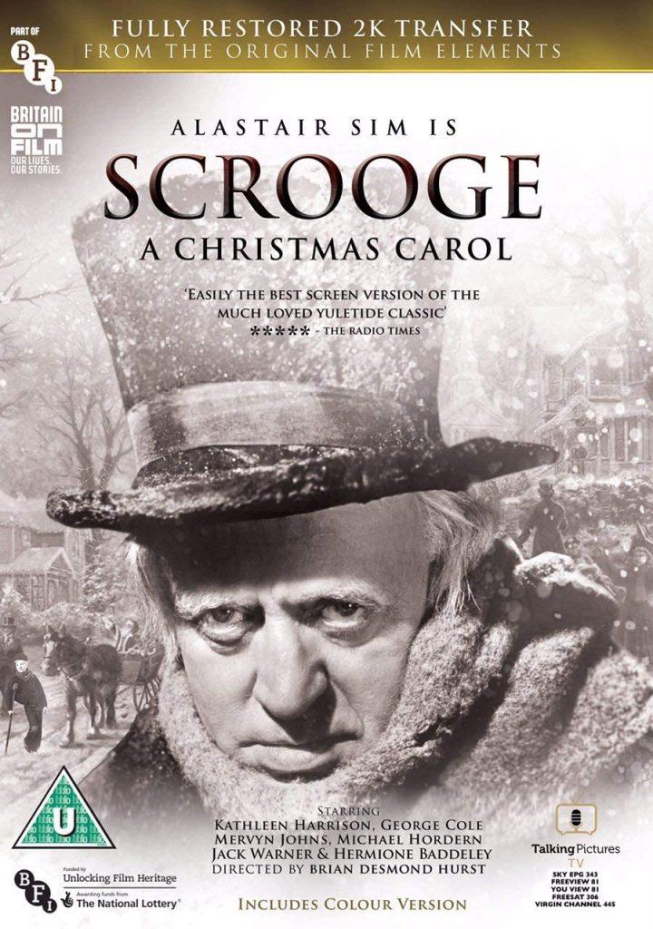 scrooge aka a christmas carol