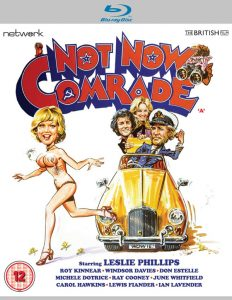 Not Now, Comrade Blu-ray Review