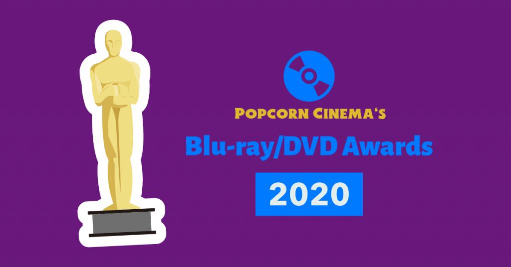 Popcorn Cinema Blu-ray / DVD Awards 2020