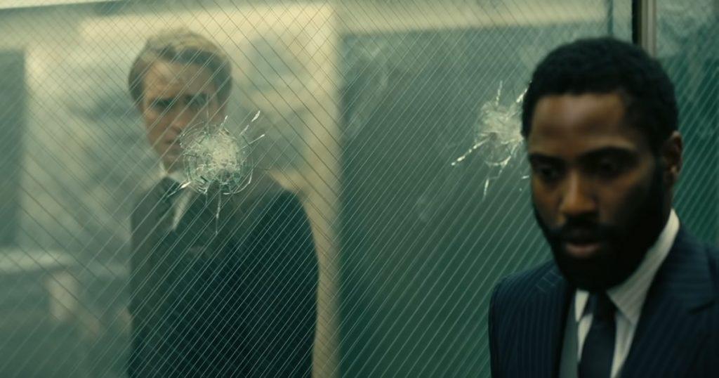 Tenet Blu-ray Review