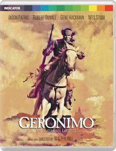 Geronimo An American Legend Blu-ray Review