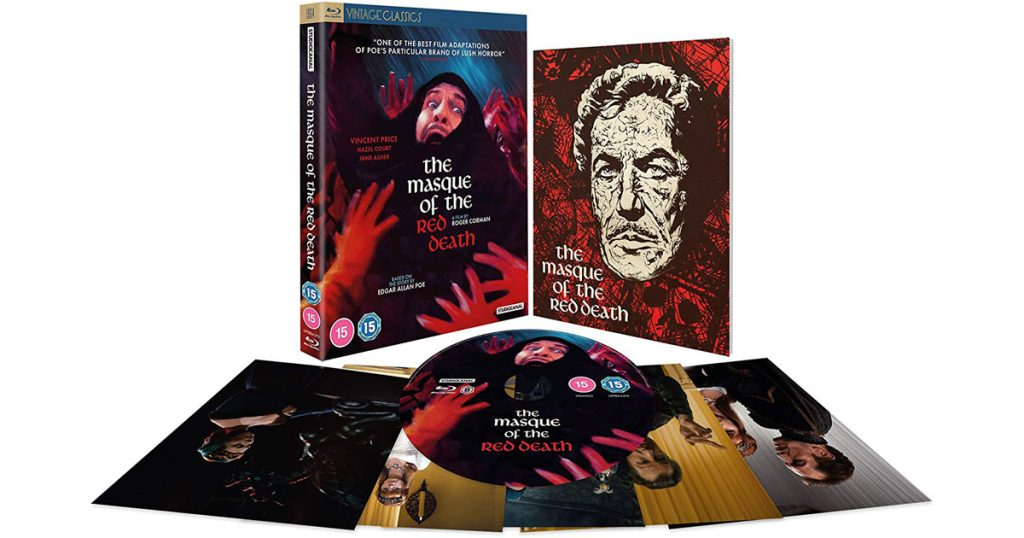 the masque of the red death (1964) new restoration