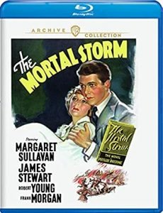 the mortal storm blu-ray review