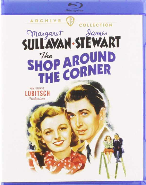 the shop around the corner blu-ray review