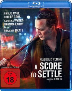 A Score to Settle Blu-ray Review