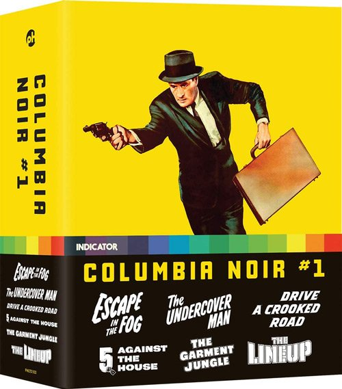 Columbia Noir #1 blu-ray
