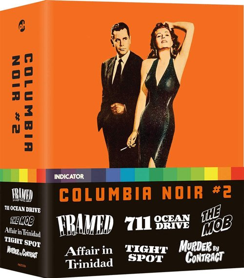 columbia noir #2 bluray