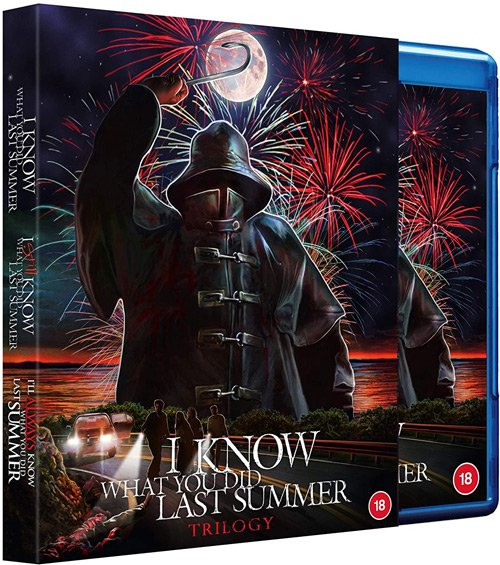 I Know What You Did Last Summer Trilogy Standard Bluray