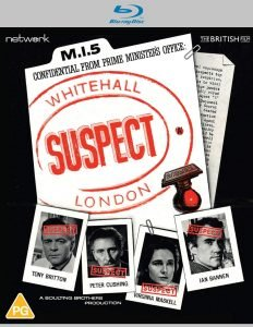 Suspect Blu-ray Review