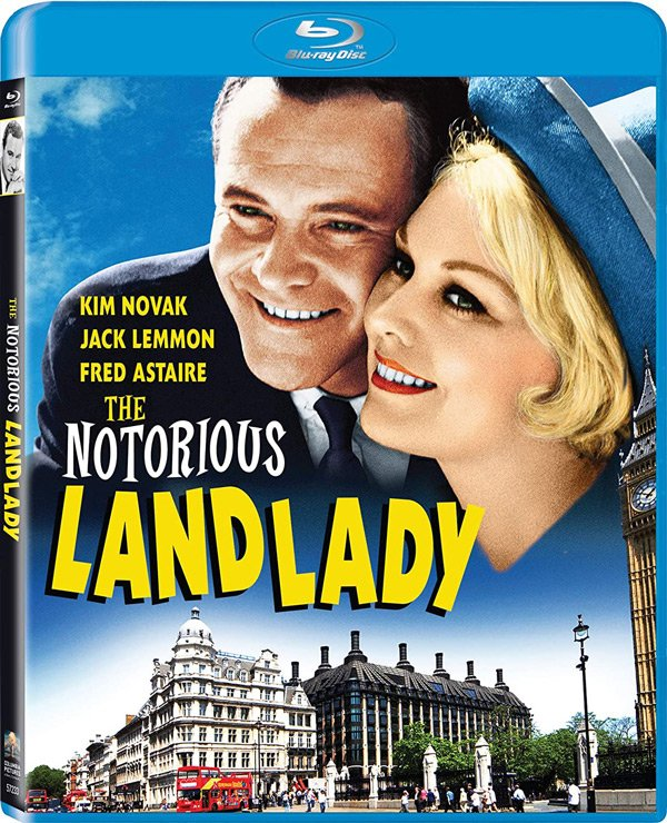The Notorious Landlady Blu-ray Review