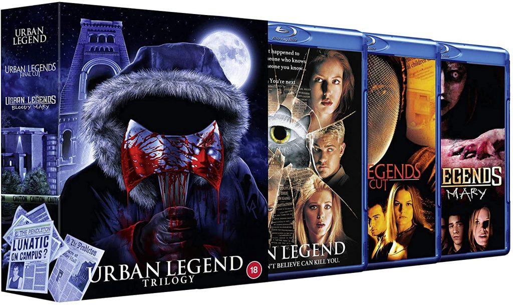 Urban Legend Trilogy DELUXE
