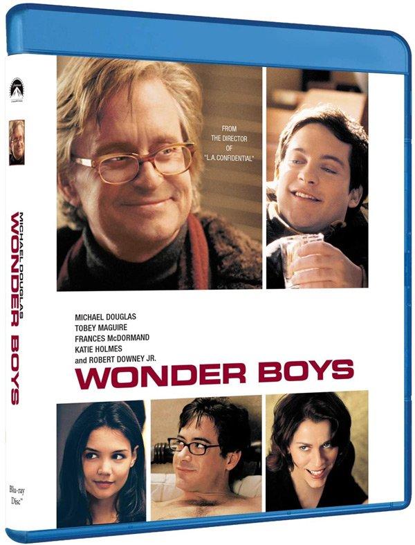 Wonder Boys Blu-ray Review