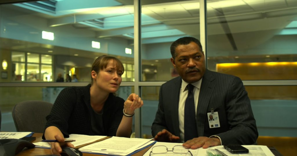 contagion blu-ray review