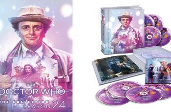 Sylvester McCoy Doctor Who Season 24