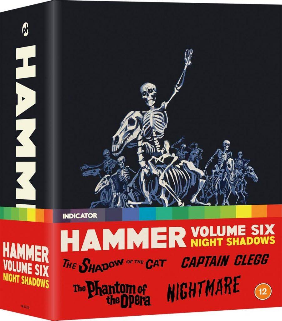 Hammer Volume Six: Night Shadows